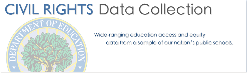 Civil Rights Data Collection logo